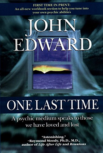 9780425166925: One Last Time: A Psychic Medium Speaks to Those We Have Loved and Lost