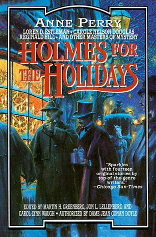 9780425167540: Holmes for the Holidays
