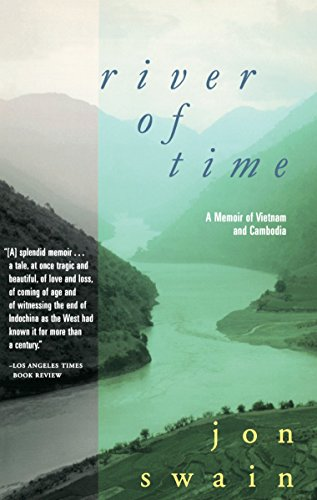 9780425168059: River of Time: A Memoir of Vietnam and Cambodia