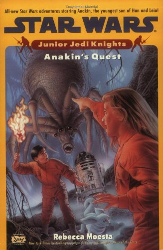 Star Wars Junior Jedi Knights #4: Anakin's Quest: Moesta, Rebecca