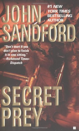 Secret Prey (Lucas Davenport, No 9) (0425168298) by John Sandford
