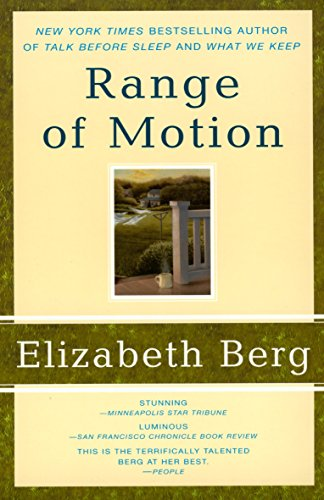 9780425168769: Range of Motion: A Novel
