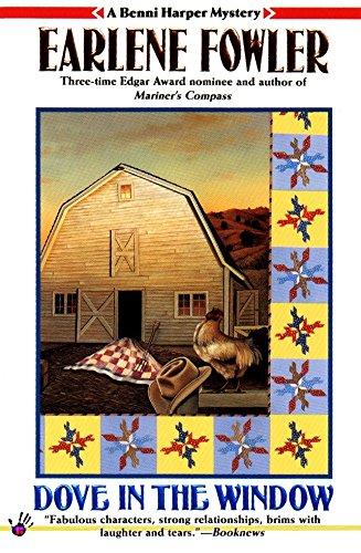 9780425168943: Dove in the Window (Benni Harper Mystery)