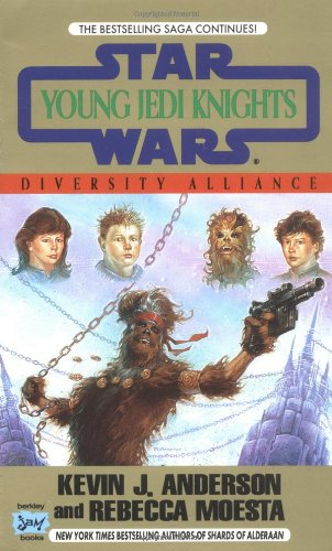 Diversity Alliance (Star Wars: Young Jedi Knights, Book 8)