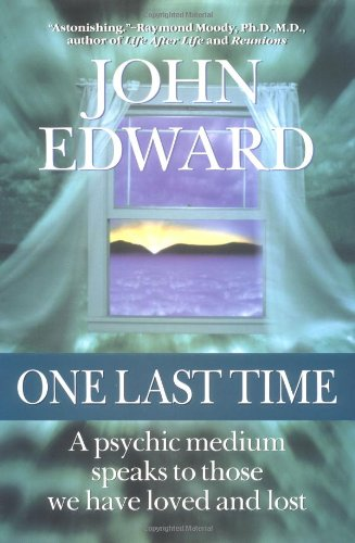 9780425169087: One Last Time: A Psychic Medium Speaks to Those We Have Loved and Lost