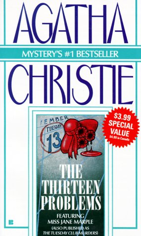9780425169261: Title: The Thirteen Problems Miss Marple