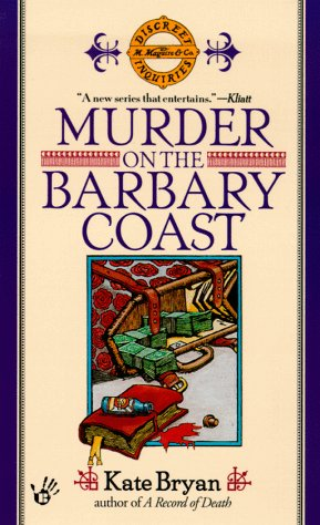 9780425169339: Murder on the Barbary Coast