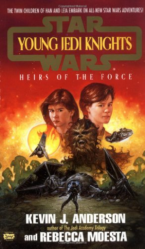 9780425169490: Heirs of the force: young jedi knights #1 (Star Wars: Young Jedi Knights)