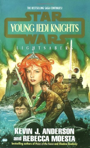 Lightsabers: young jedi knights #4 (Star Wars: Young Jedi Knights)