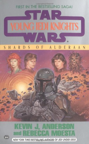 Shards of alredaan: young jedi knights #7 (Star Wars: Young Jedi Knights): Anderson, Kevin J.; ...