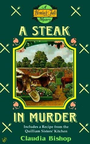 9780425169667: Steak in Murder (Hemlock Falls Mystery)