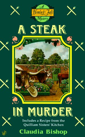 9780425169667: Steak in Murder (Hemlock Falls Mysteries)