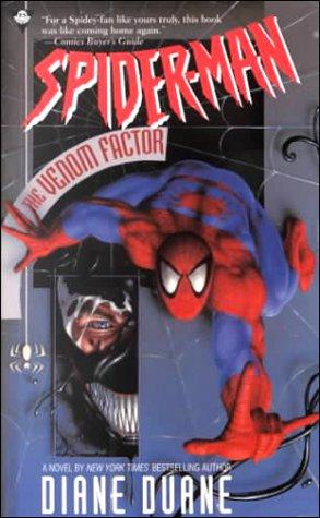 9780425169780: Spiderman Venom Factor
