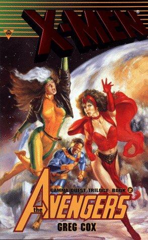 X-Men: Search and Rescue (Gamma Quest Trilogy #2): Cox, Greg