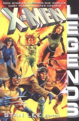 9780425170823: X-Men Legends (X-Men (Marvel Paperback))
