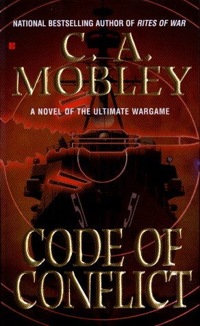 Code of Conflict (A Jerusha Bailey Adventure): Mobley, C. A.
