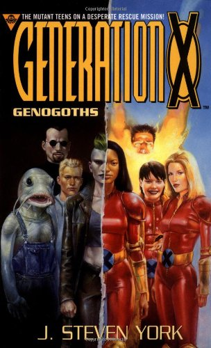 9780425171431: Generation X: Genogoths