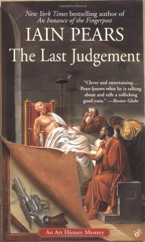 The Last Judgement (Art History Mystery): Pears, Iain