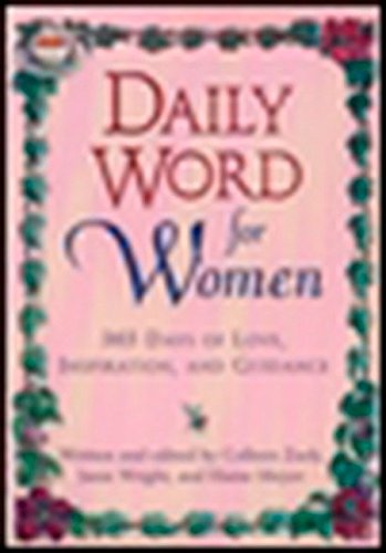 Daily Word for Women: 365 Days of Love, Inspiration, and Guidance (9780425172278) by Colleen Zuck; Janie Wright; Elaine Meyer