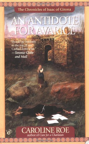 9780425172605: An Antidote for Avarice (The Chronicles of Isaac of Gerona)