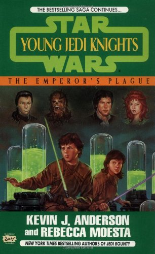 The Emperor's Plague (Star Wars: Young Jedi Knights, Book 11)