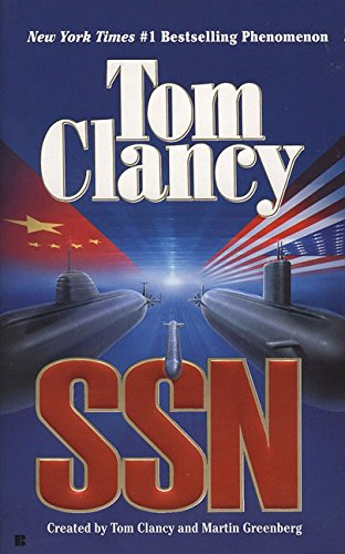 SSN: Clancy, Tom; Greenberg, Martin