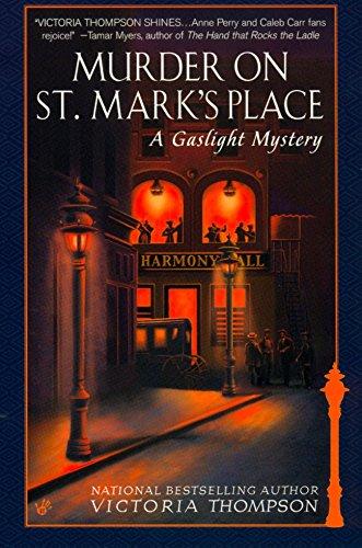 9780425173619: Murder on St. Mark's Place: A Gaslight Mystery
