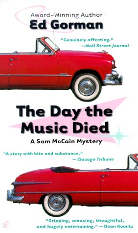 9780425174111: The Day the Music Died (Sam McCain Mystery)