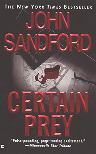 Certain Prey: John Sandford