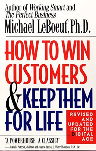 9780425175019: How to Win Customers and Keep Them for Life, Revised Edition