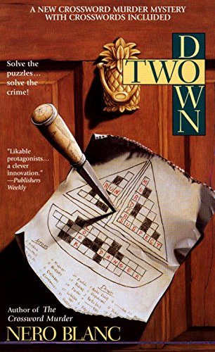 9780425175101: Two Down: A New Crossword Mystery with Puzzles Included (Crossword Mysteries)
