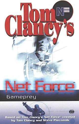 9780425175149: Tom Clancy's Net Force: Gameprey (Net Force YA)