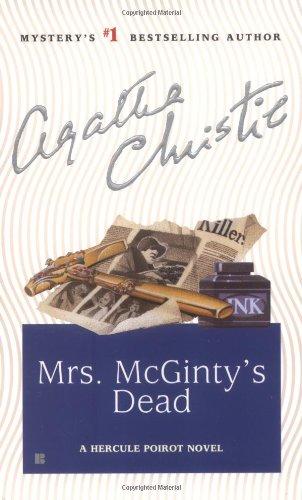 9780425175453: Mrs Mcginty's Dead (Hercule Poirot Mysteries)