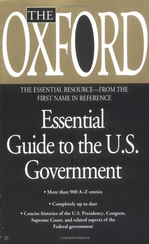 The Oxford Essential Guide to the U.S.: Oxford University Press