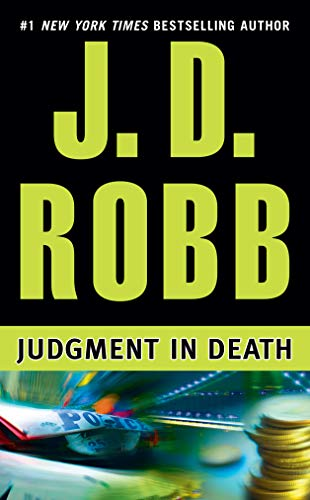 JUDGMENT IN DEATH AN EVE DALLAS SUSPENSE: Robb, J. D.