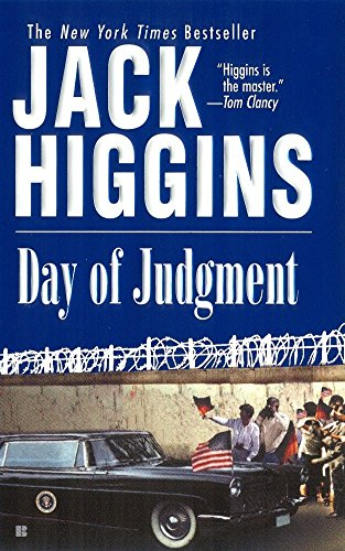9780425176979: Day of Judgment (Sean Dillon)