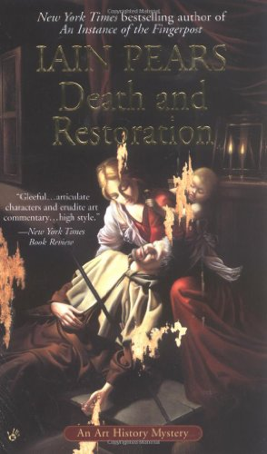 9780425177426: Death and Restoration (Art History Mystery)