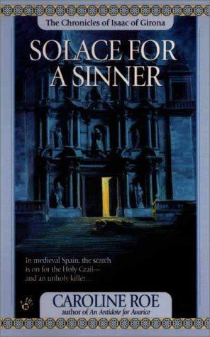 9780425177761: Solace for a Sinner (Isaac of Gerona)