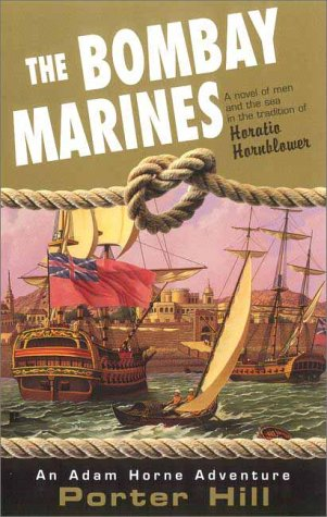9780425177860: The Bombay Marines: An Adam Horne Adventure