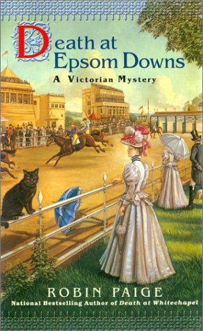 Death at Epsom Downs (Robin Paige Victorian Mysteries, No. 7) (0425178072) by Robin Paige