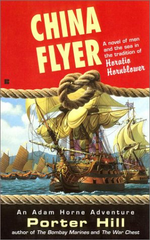 9780425178829: China Flyer (Adam Horne Adventures)