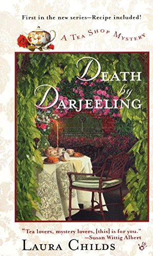 Death by Darjeeling (A Tea Shop Mystery)