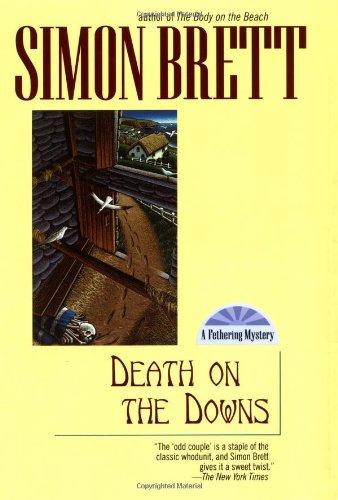 Death on the Downs: Brett, Simon