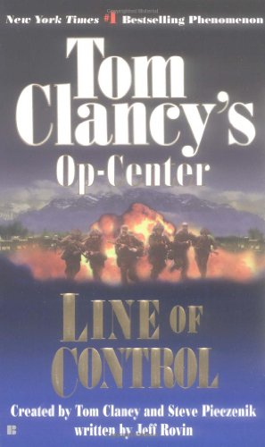 9780425180051: Line of Control (Tom Clancy's Op-Center, Book 8)