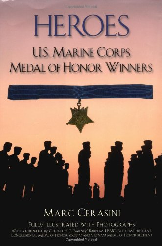 9780425181591: Heroes: U.S. Marine Corps Medal of Honor Winners