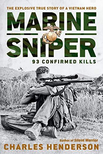 9780425181652: Marine Sniper: 93 Confirmed Kills--a Classic True Account of Vietnam