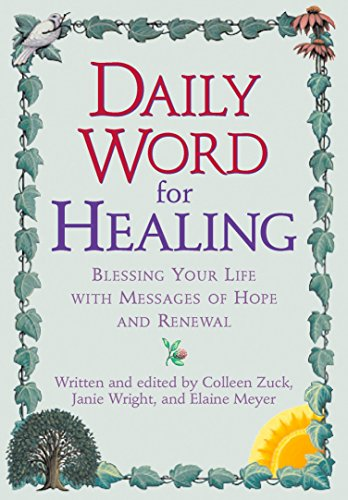 9780425181713: Daily Word for Healing: Blessing Your Life with Messages of Hope and Renewal