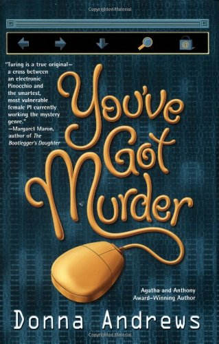 9780425181911: You've Got Murder (A Turing Hopper Mystery)