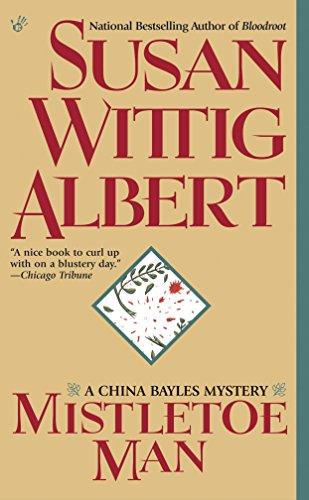 Mistletoe Man: Albert, Susan Wittig