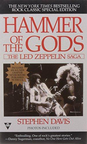 9780425182130: Hammer of the gods : The Led Zeppelin saga
